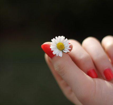 paznokcie na jesień